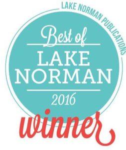 Best of the lake 2016 winner logo